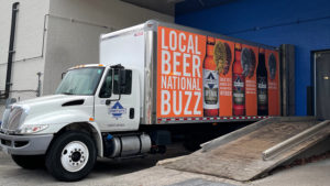 Port City Brewing Delivery Truck