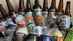 Ellicottville Brewing Company beers