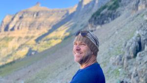 Charles McCool Travel mountain