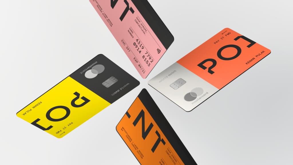 Point Debit Card
